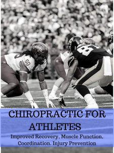 Des Moines Chiropractor For Athletes