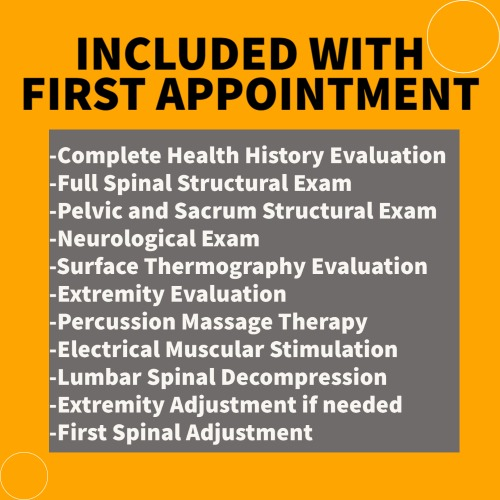 First Appointment Expectations
